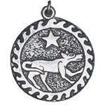 Adelia's Amulett »Keltischer Sternzeichen Anhänger«, Ser Kai - 2. Juli - 24. Juli