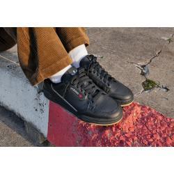 adidas Continental 80 Sneaker, 37 1/3 EU, schwarz