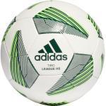 "adidas Fußball ""TIiro Match"", weiß/schwarz/neongrün, 5"