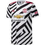 adidas Manchester United Trikot 3rd 2020/2021 Kids weiss 128