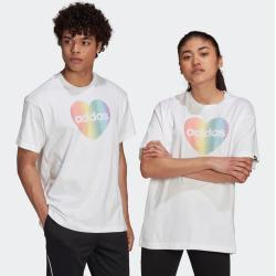 adidas Pride Heart Graphic T-Shirt – Genderneutral