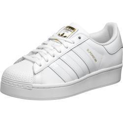 adidas Superstar Bold Sneaker, 39 1/3 EU, Damen, weiß