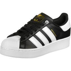 adidas Superstar Bold Sneaker, 43 1/3 EU, Damen, schwarz