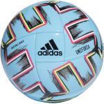 adidas Uniforia Pro Beach Fußball (Größe: 5, bright cyan/black/signal green/shock pink)