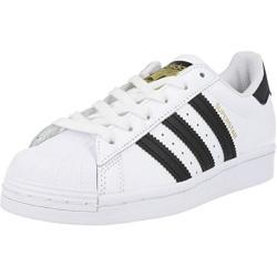 adidas Unisex Kinder Superstar J sneakers, White, 36 EU