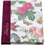 Adressbuch Rosen 01182 11x15,5cm