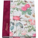 Adressbuch Rosen 01203 15x21,5cm