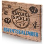 Adventskalender Knobelspiele Holz 2021