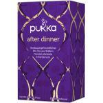 After Dinner Tee, bio - 20 Teebeutel à 1,8 g (36 g) - Pukka Tee