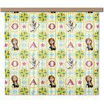 AG Design Kinderzimmer Gardine/Vorhang, Stoff, Mehrfarbig, 0.1 x 180 x 160 cm
