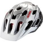 Alpina Anzana Helm darksilver-black-red 52-57cm 2021 Fahrradhelme