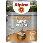 Alpina WPC-Pflege 2,5 l, grau (GLO765153063)