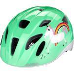 Alpina Ximo Flash Helm Kinder mint unicorn 45-49cm 2021 Kinder & Jugend Helme
