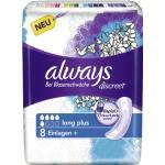 ALWAYS discreet Inkontinenz Binden long plus 8 St