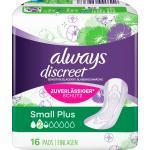 always Discreet Small Plus Hygieneeinlage Blasenschwäche (16 St)