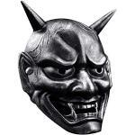 Amosfun Halloween Horror Maske Teufel Prajna Hannya Maske Antik Party Requisiten Kostüm Kinder Erwachsene