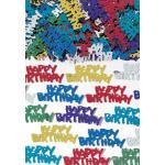 Amscan Konfetti Ballon Bash 70 gr mehrfarbig