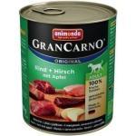 Animonda Dog GranCarno Adult Rind, Hirsch mit Apfel 800g (Rabatt für Stammkunden 3%)