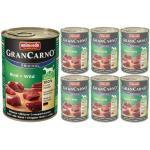 Animonda Dog GranCarno Adult Rind und Wild 6x400g (Rabatt für Stammkunden 3%)