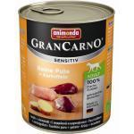 Animonda GranCarno Adult Sensitive Pute+ Kartoffeln   6x 800g