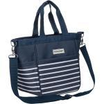 anndora Einkaufskorb » Umhängetasche Damen Schultertasche - Farbwahl«, blau, navy