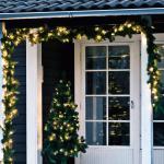 Anton Green Outdoor LED Weihnachtsgirlande