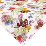Apelt Mitteldecke Summer Garden bunt/gruen/violett/rose 88x88 cm