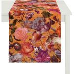 Apelt Tischläufer Country Home III Rot/Orange Naturfaser Modern 48x140 cm (BxT)