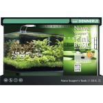 Aquarium DENNERLE Nano ScapersTank Complete 35 l mit Beleuchtung LED 5.0, Filter und Unterlage