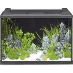 Aquarium EHEIM aquaproLED 84 mit LED-Beleuchtung, Filter, Heizer, Thermometer, Fangnetz ohne Unterschrank schwarz
