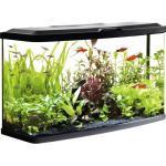 Aquarium Fluval VUE mit LED-Beleuchtung, Heizer, Filter ohne Unterschrank schwarz