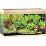 Aquarium JUWEL Rio 125 mit LED-Beleuchtung, Pumpe, Filter, Heizer ohne Unterschrank helles Holz