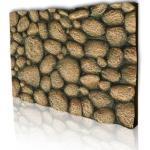 """""""Aquariumrückwand 3D Nature 60 x 45 x 3 cm (Foam) / Aquarium - Dekoration"""" - 7535"""