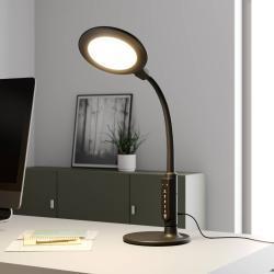 Arcchio Hanke LED-Schreibtischleuchte, dimmbar