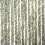Grüne Arisol Türvorhänge