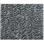 Arisol Chenille Flauschvorhang, 56x185cm, grau-weiß-schwarz, ideal für Caravans