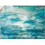 Blaue Moderne Artland abstrakte Bilder