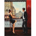 Artland Wandbild »Bar«, Bar & Lounges (1 Stück), in vielen Größen & Produktarten - Alubild / Outdoorbild für den Außenbereich, Leinwandbild, Poster, Wandaufkleber / Wandtattoo auch für Badezimmer geeignet