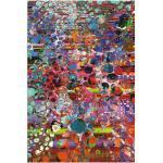 Artland Wandbild »Hölzernes Hochland«, Muster (1 Stück), in vielen Größen & Produktarten - Alubild / Outdoorbild für den Außenbereich, Leinwandbild, Poster, Wandaufkleber / Wandtattoo auch für Badezimmer geeignet