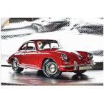 Rote Moderne Artland Porsche Wohnaccessoires strukturiert