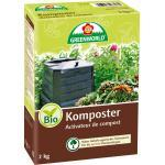 ASB Greenworld Bio Komposter 2 kg (GLO688301371)