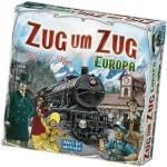 ASMODEE 200098 Zug um Zug Europa