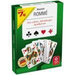 Ass Spielkarten Rommé-Canasta-Bridge (in Stülpschachtel)