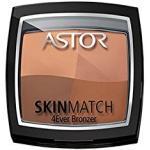 ASTOR SKIN MATCH 4EVER Bronzer Nr. 001 Blonde Inhalt: 7.65 g Zartes Bronzing-Puder für natürliche Effekte und Highlights. Einfache Anwendung