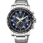 AT8124-91L Eco-Drive Chronograph Herren-Funkuhr