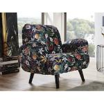 ATLANTIC home collection Sessel, mit Wellenunterfederung bunt Sessel Lesesessel