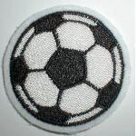 Aufnäher - Fussball Applikation
