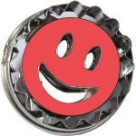 Ausstecher m. Ausw. Edelstahl Smiley 5cm