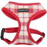 Authentic Puppia Hundegeschirr, Größe S, Rot