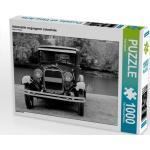Automobile vergangener Jahrzehnte 1000 Teile Puzzle quer [4059478089761] Ford A